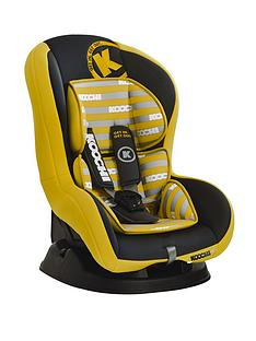 koochi-kickstart-group-1-car-seat-primary-yellow