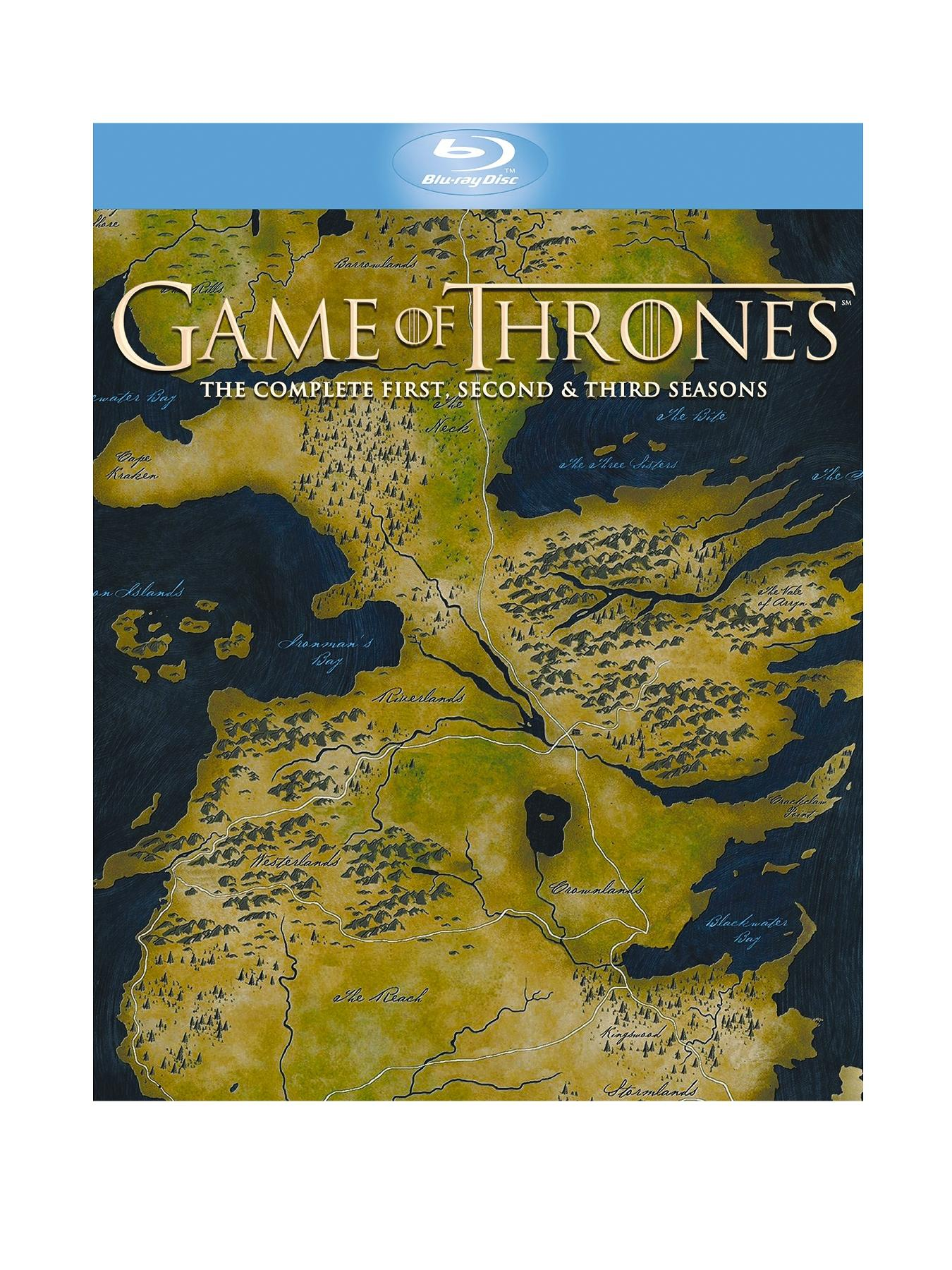 Game Of Thrones - Seasons 1-3 Blu-ray