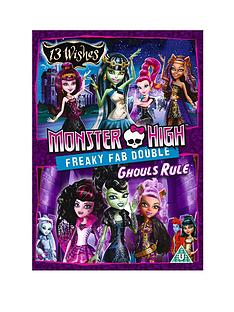 monster-high-monster-high-freaky-fab-double-13-wishes-and-ghouls-rule-dvd