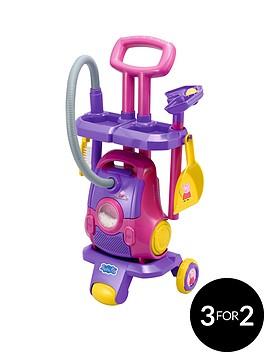 peppa-pig-cleaning-trolley