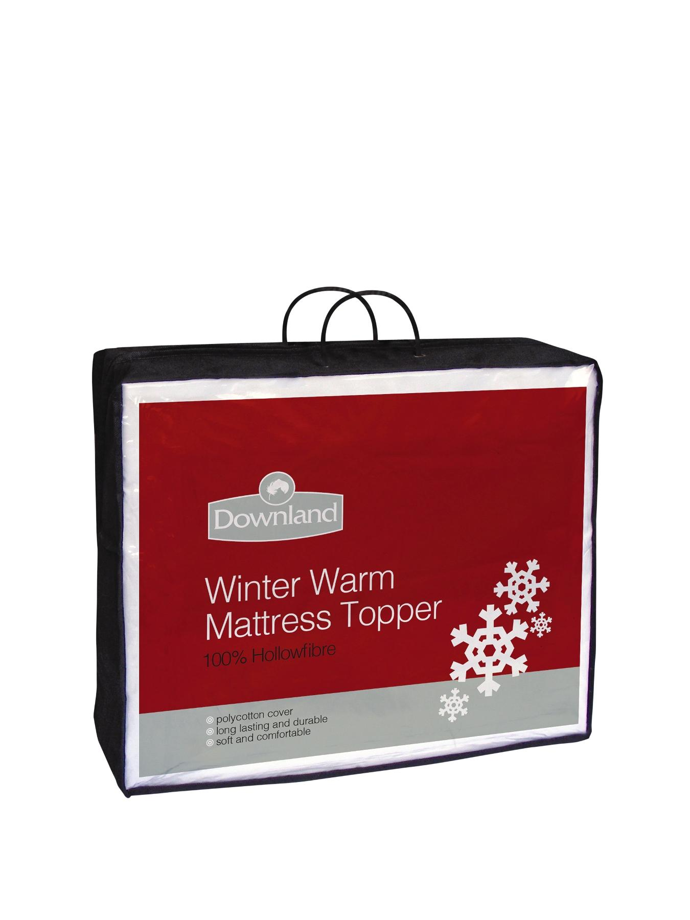 Winter Warm Extra Thick Topper