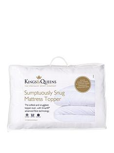 kings-queens-sumptuously-snug-microfibre-topper
