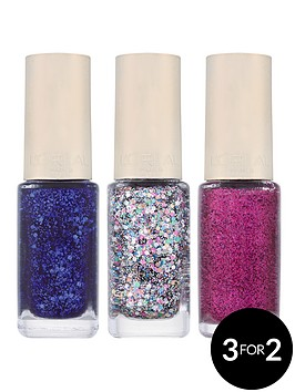 loreal-paris-top-coat-nail-polish-trio