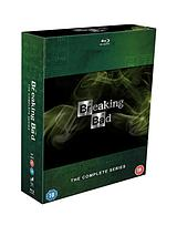 Breaking Bad - The Complete Seasons Boxset Blu-ray