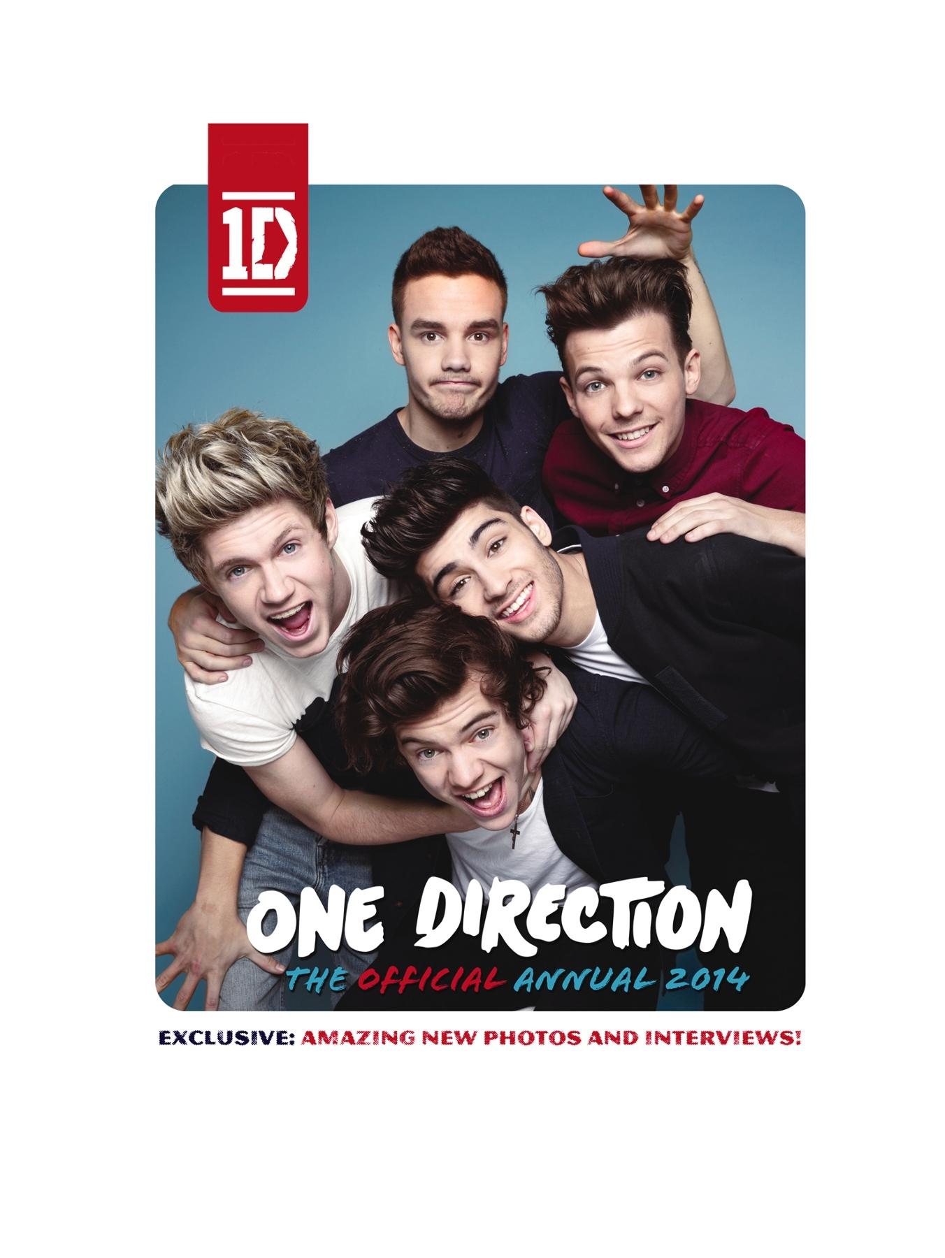One Direction: The Official Annual 2014 (Hardback)