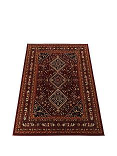 afghan-rug-red
