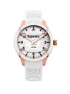 superdry-scuba-pearl-white-mop-dial-and-white-silicon-strap-ladies-watch