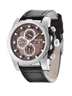 police-speedster-brown-multi-dial-and-black-leather-strap-mens-watch