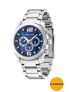 police-triumph-blue-multi-dial-and-stainless-steel-bracelet-mens-watch