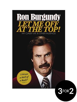 the-ron-burgundy-book-by-ron-burgundy-hardback