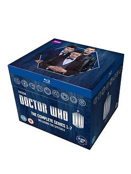 doctor-who-series-1-7-complete-blu-ray