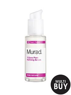 murad-pore-reform-t-zone-pore-refining-serum-50ml-and-free-murad-flawless-finish-gift-set