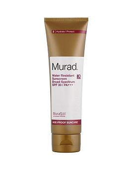 murad-free-gift-water-resistant-sunscreen-broad-spectrum-spf-30-125ml-and-free-murad-gift-worth-pound55