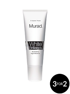 murad-white-brilliance-illuminating-night-moisture-100ml