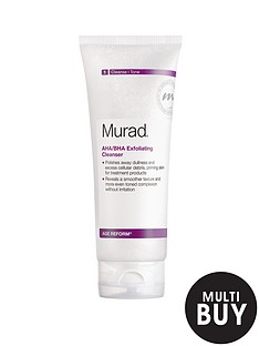 murad-age-reform-ahabha-exfoliating-cleanser-200ml-and-free-murad-flawless-finish-gift-set