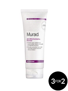 murad-age-reform-ahabha-exfoliating-cleanser-200ml