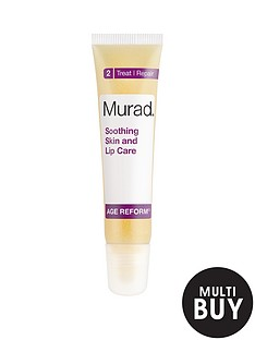 murad-age-reform-soothing-skin-and-lip-care-15g-and-free-murad-flawless-finish-gift-set