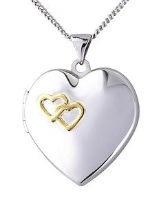 keepsafe-sterling-silver-and-yellow-rhodium-heart-locket-with-message-together-forever