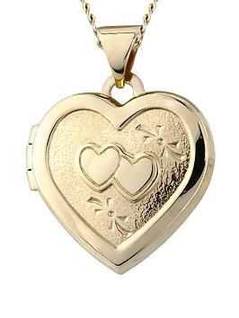 keepsafe-9-carat-gold-heart-locket-with-chain