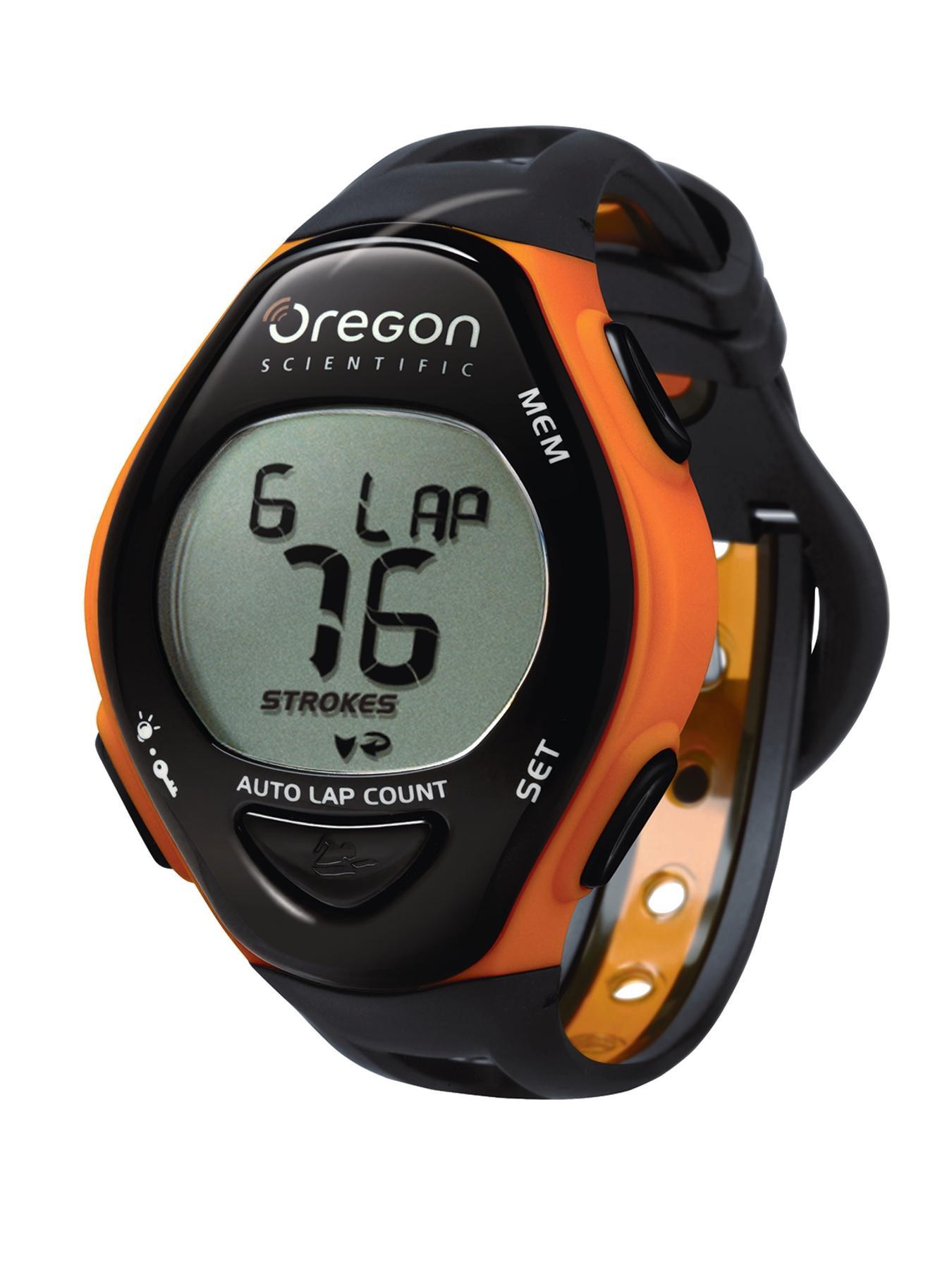 Scientific Swim Watch