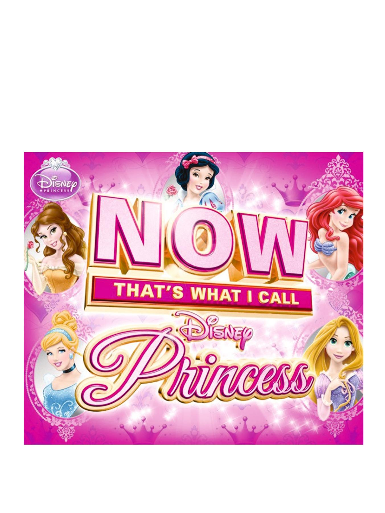 That's What I Call NOW Disney Princess CD