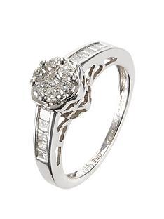 love-diamond-18-carat-white-gold-50-point-brilliant-cut-and-square-cut-diamond-ring