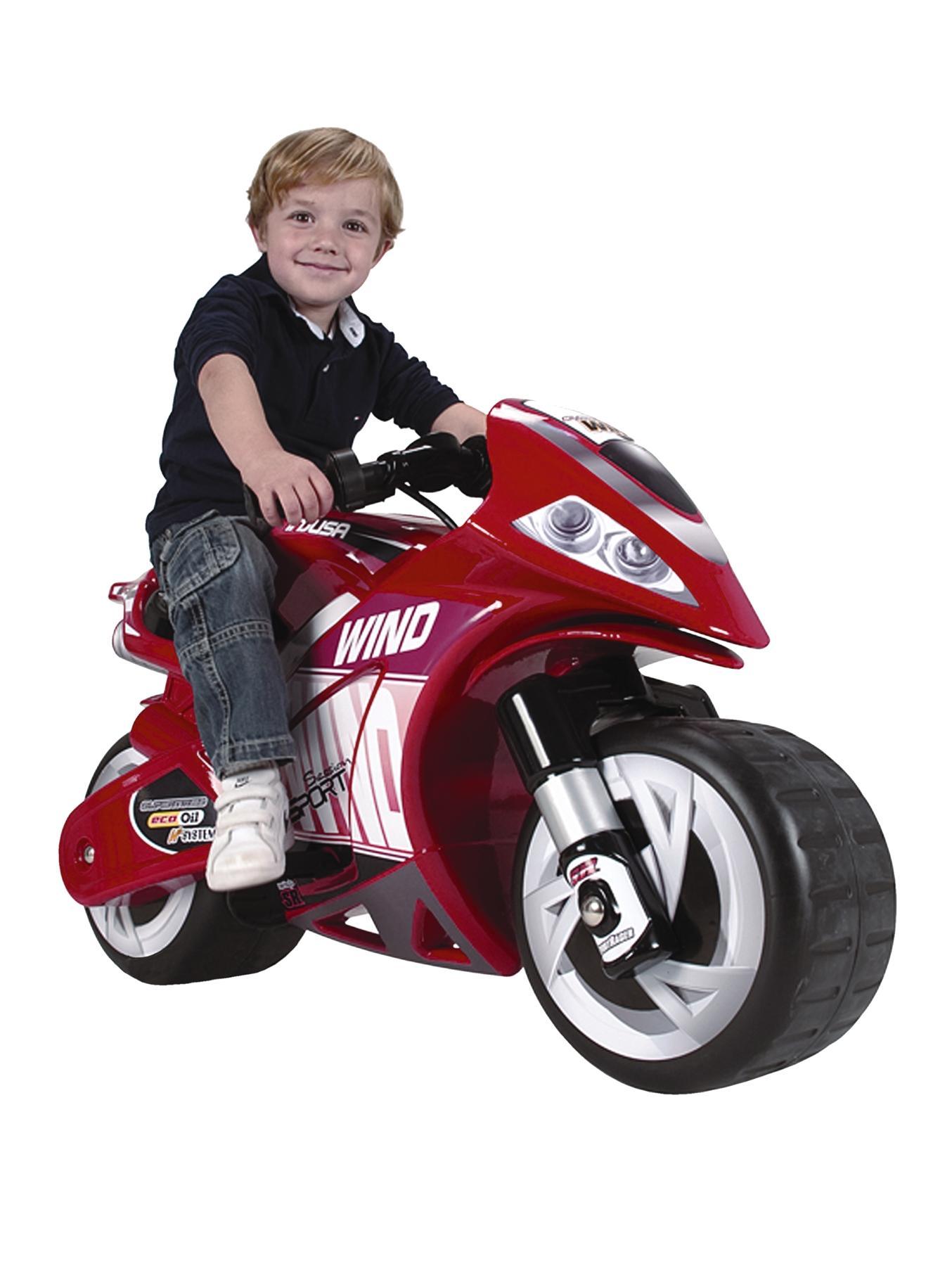 Wind Mototrbike 6 Volt