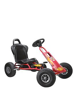 air-runner-go-kart-red