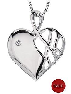 hot-diamonds-arabesque-eclicpse-sterling-silver-and-diamond-heart-pendant