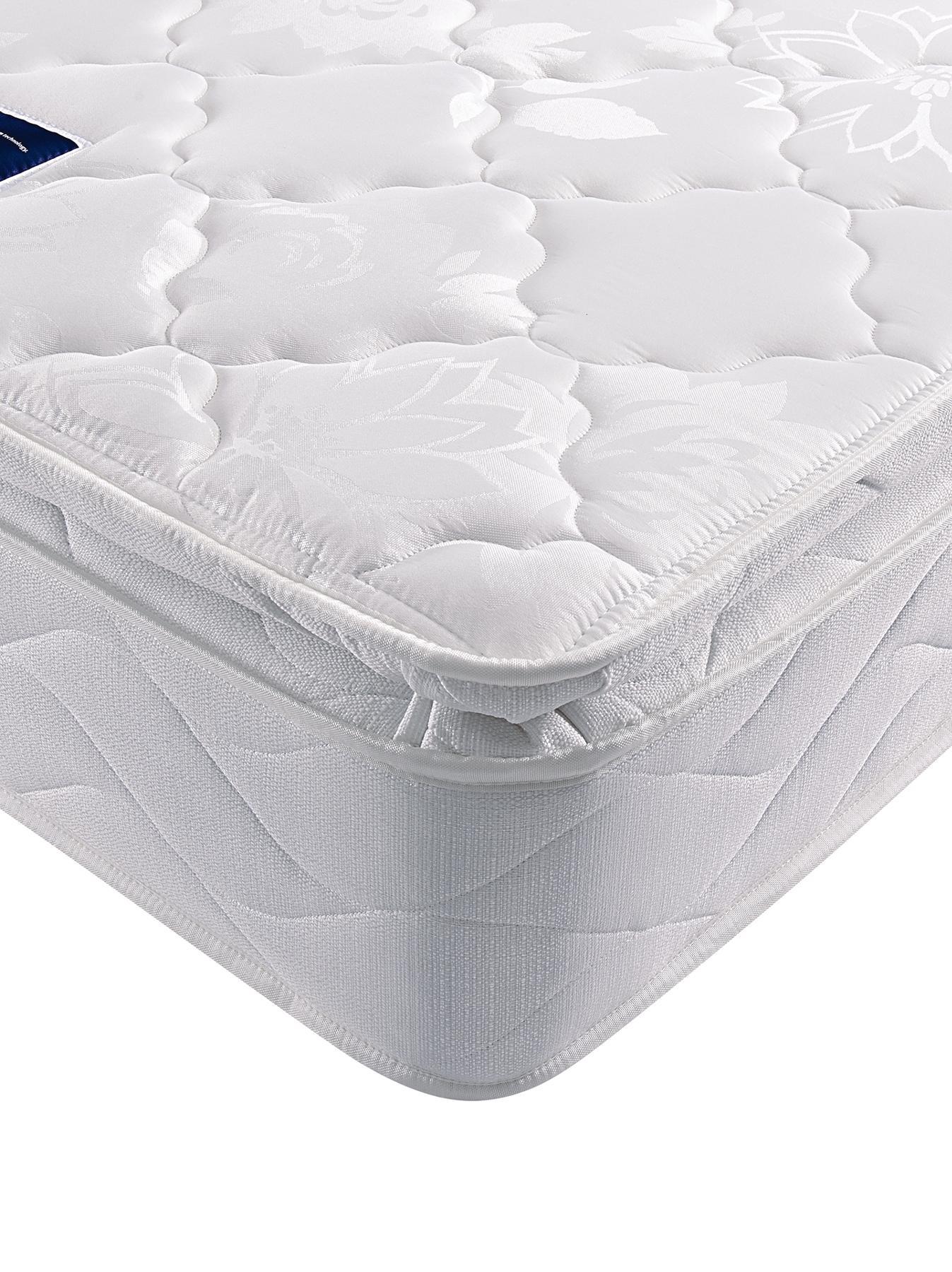 Deluxe Pillow Top Mattress - Medium Firm
