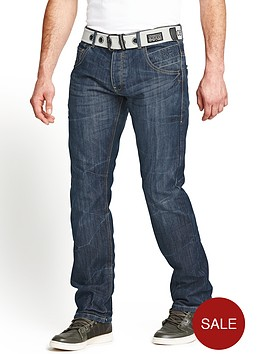 crosshatch-mens-hornet-straight-belted-jeans-stonewash