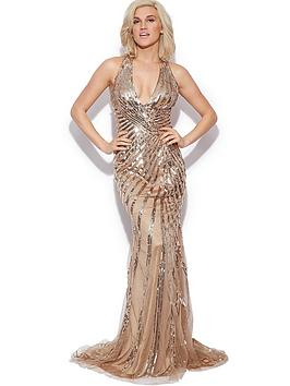 key-ashley-roberts-for-key-goddess-dress