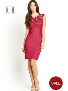 lipsy-lace-bodycon-dress