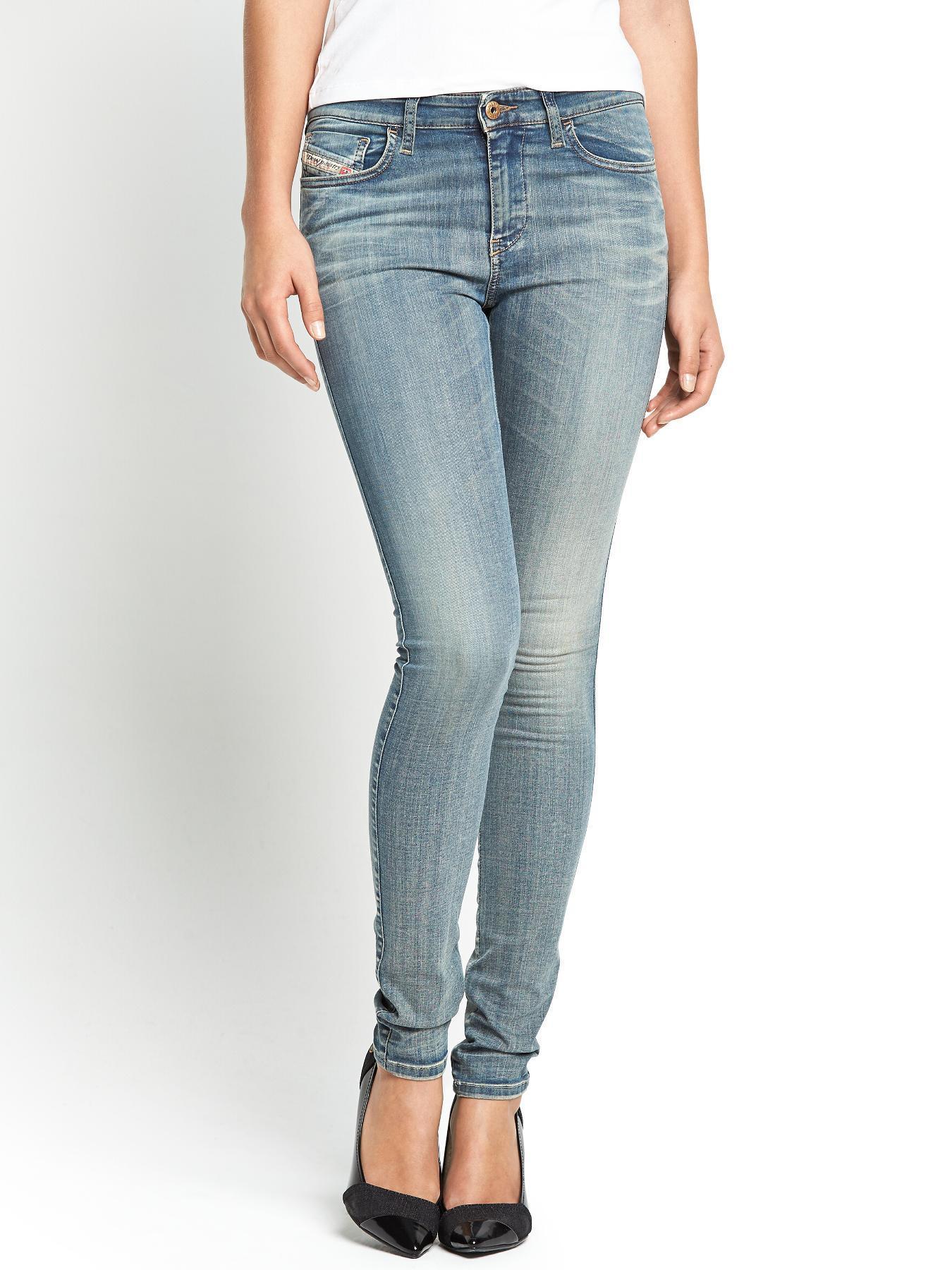Skinzee Skinny Jeans - Vintage Wash