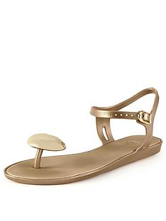 mel-special-heart-toe-post-sandal