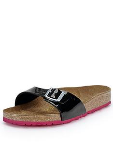 birkenstock-madrid-black-sandal-with-contrast-soles