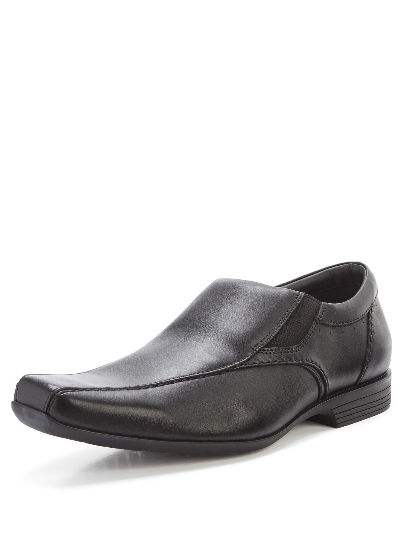 Forbes Step Slip On Shoes, Black