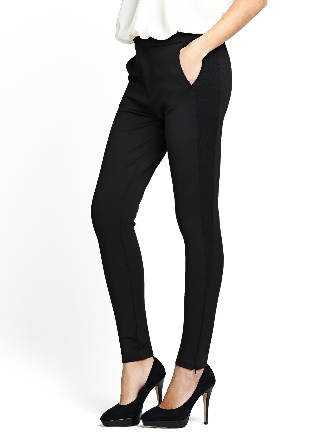 Scuba Trousers, Black