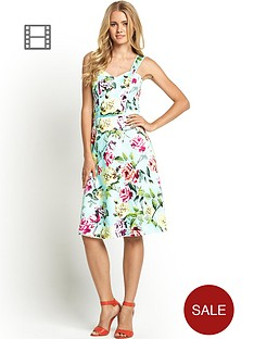 large-scale-floral-prom-dress
