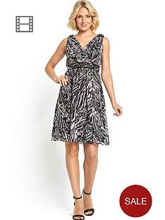 printed-embellished-dress