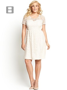 lace-skater-short-sleeve-dress