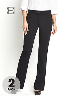 2-pack-jersey-slim-boot-trousers