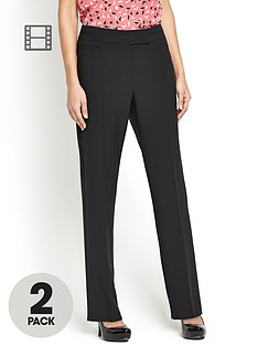 petite-2-pack-straight-leg-smart-trouser