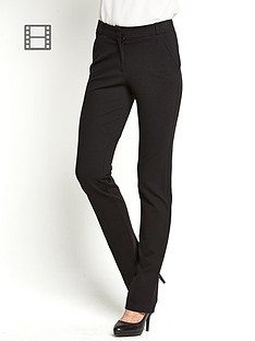 ponte-straight-trouser