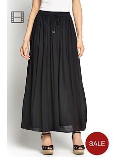 crinkle-maxi-skirt