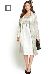 jacquard-dress-and-coat-suit