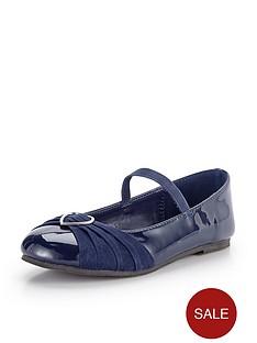 ladybird-mercy-toddler-girls-heart-ballerina-slip-on-shoes