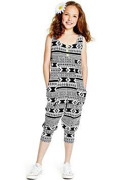 freespirit-girls-aztec-cropped-jumpsuit