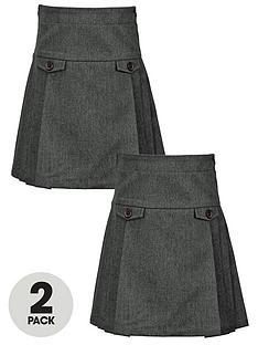 top-class-girls-kilt-skirt-2-pack