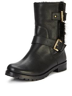 miss-kg-samson-buckle-detail-flat-boot